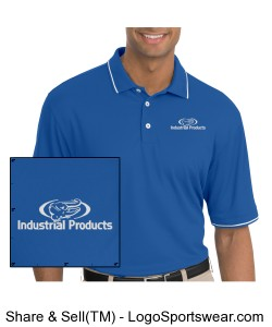 NIKE GOLF - Dri-FIT Classic Tipped Sport Shirt Design Zoom